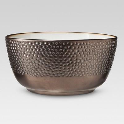 Barnet Bronze Serving Bowl - 72oz - Threshold™