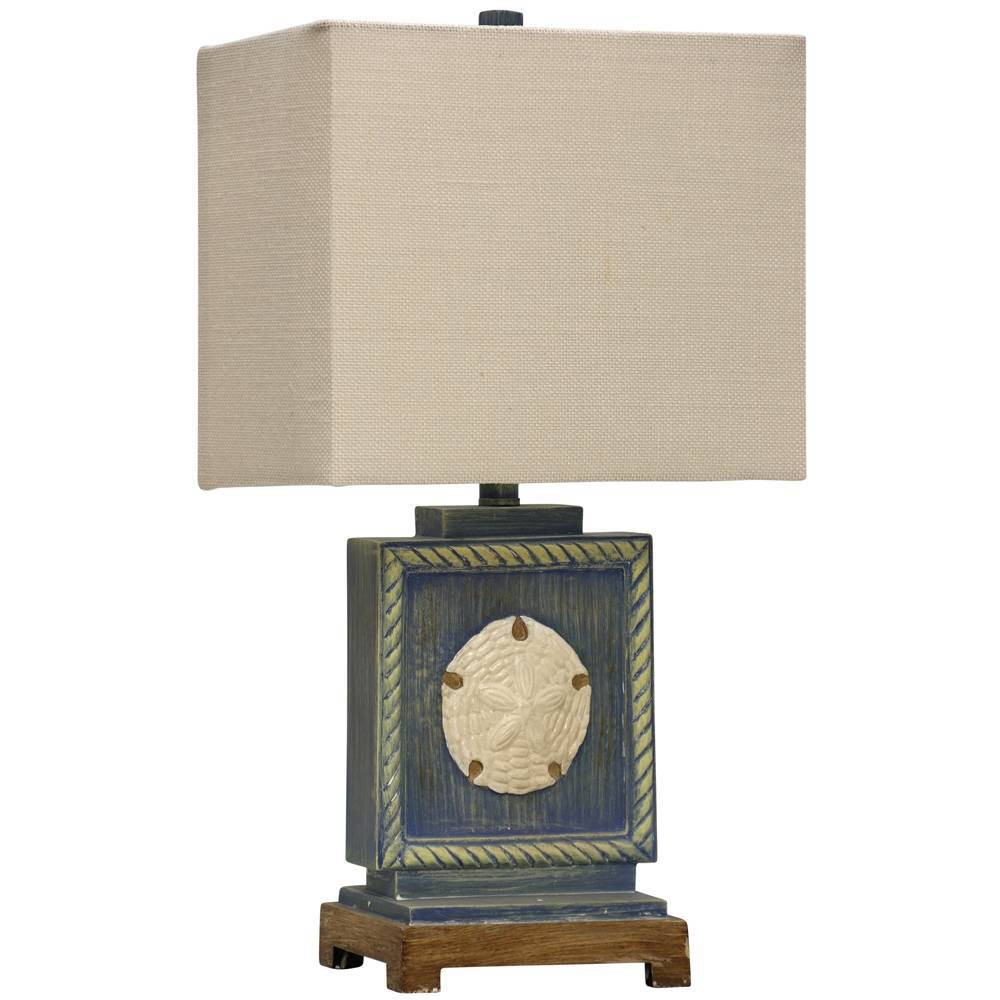 Table Lamp Blue StyleCraft