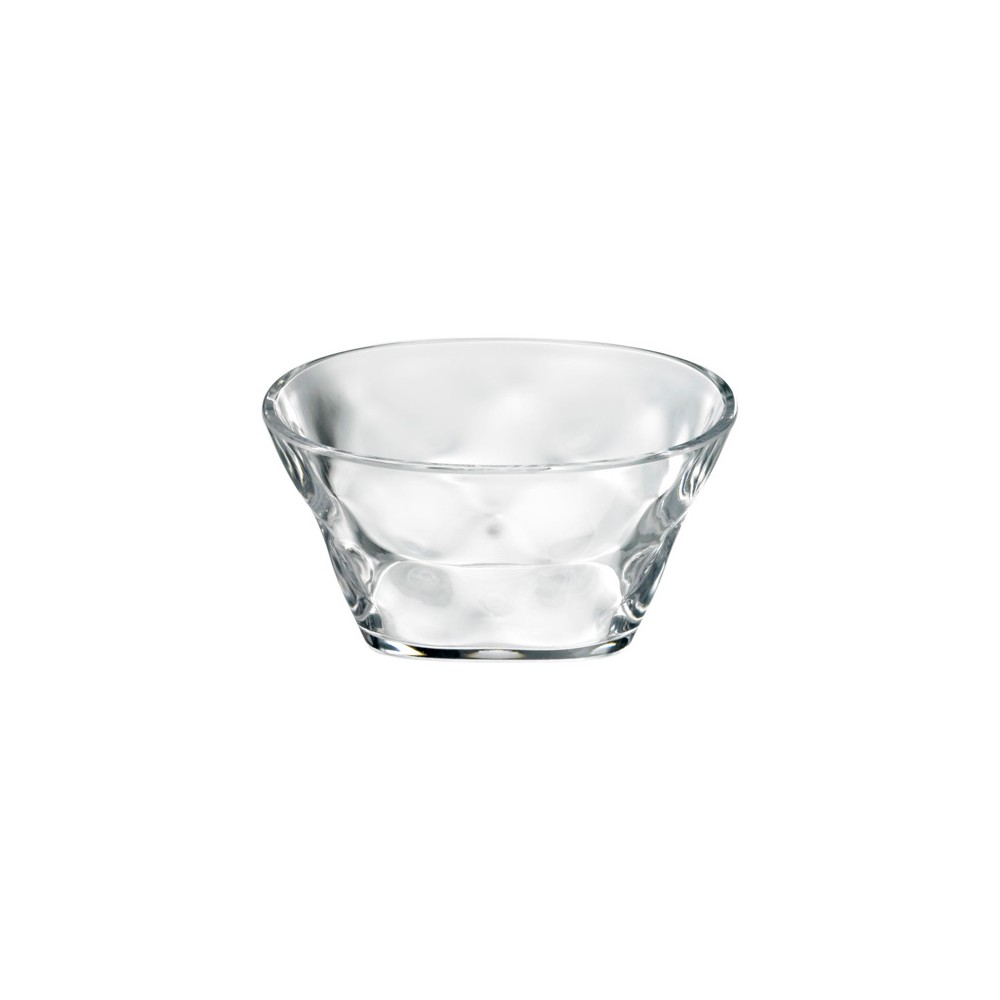 Felli Baroque Acrylic Serving Bowls - Set of 6, Clear