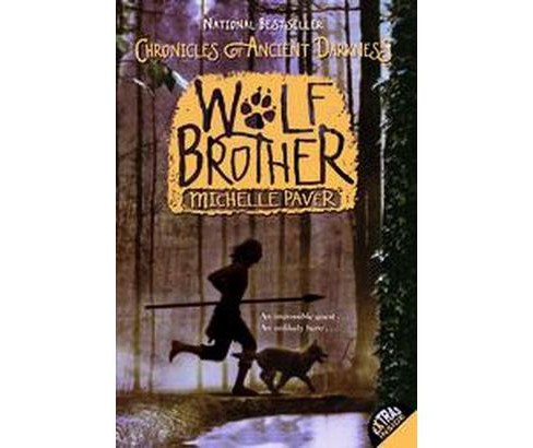 Wolf Brother (Reprint) (Paperback) (Michelle Paver) - image 1 of 1