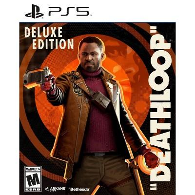Deathloop: Deluxe Edition - PlayStation 5