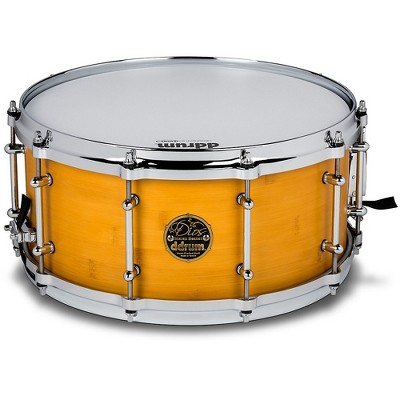 ddrum Dios Bamboo Snare Drum 14 x 6.5 in. Satin Natural