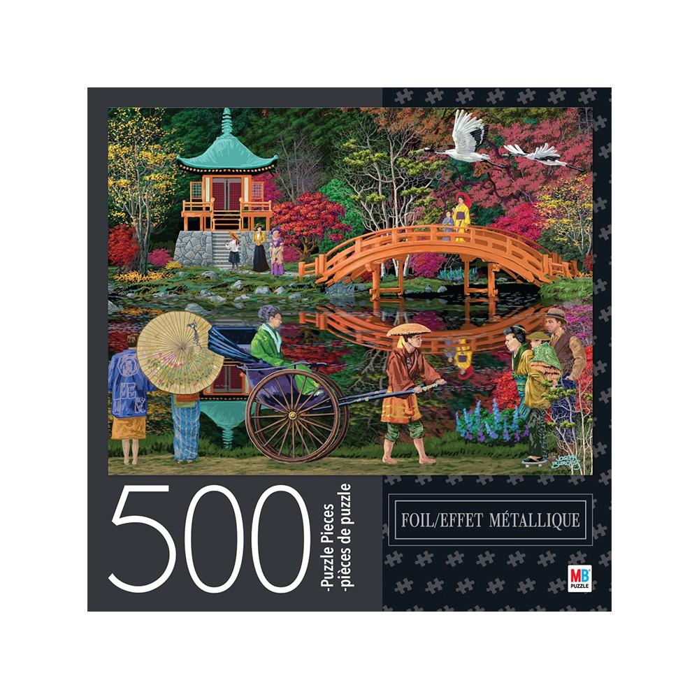 Cardinal 500pc Foil Puzzle - Tokyo