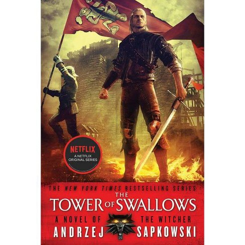 The Tower of Swallows - (Witcher) by  Andrzej Sapkowski (Paperback) - image 1 of 1