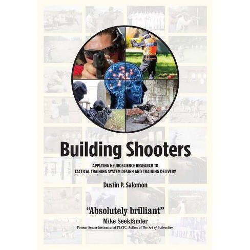 Building Shooters - by  Dustin P Salomon (Paperback) - image 1 of 1