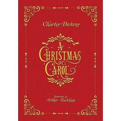 A Christmas Carol - (Calla Editions) by  Dickens (Hardcover)