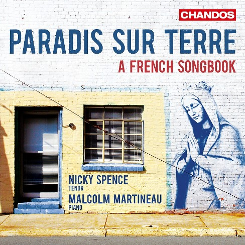 Nicky spence - Paradis sur terre (CD) - image 1 of 1