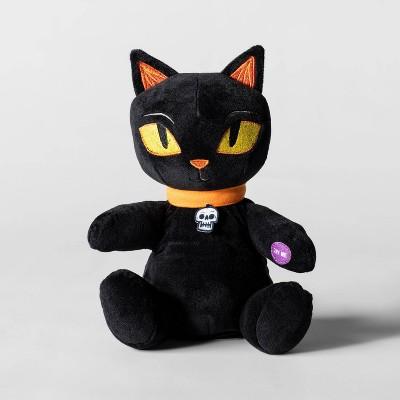Animated Plush Cat Halloween Decorative Prop - Hyde & EEK! Boutique™