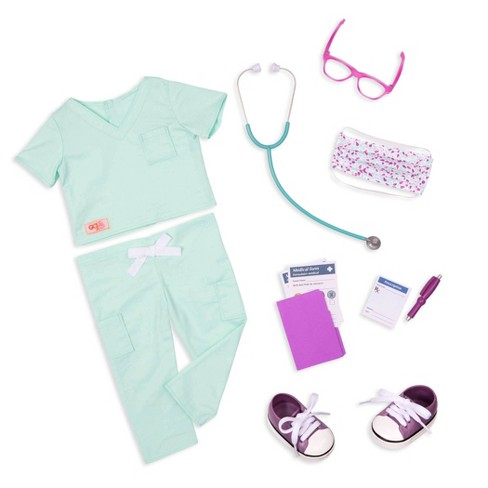 """Our Generation Doctor's Outfit for 18"""" Dolls - Sweet Surgeon - image 1 of 3"""
