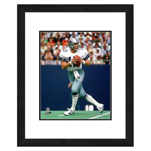Dallas Cowboys Roger Staubach Framed Photo - image 1 of 3
