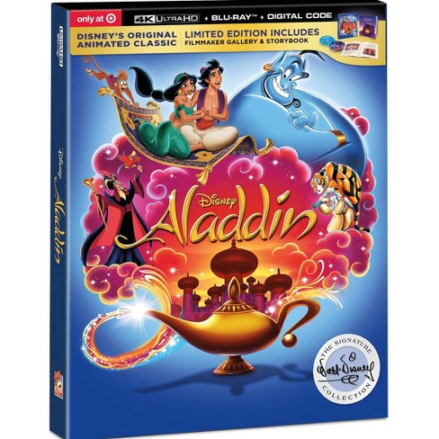 Aladdin Signature Collection (Target Exclusive) (4K/UHD) - image 1 of 3
