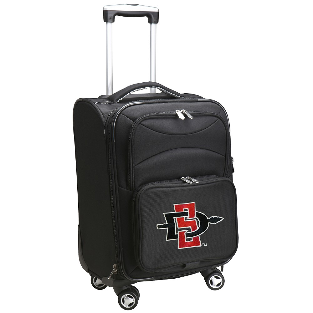 NCAA San Diego State Aztecs Spinner Carry On Suitcase