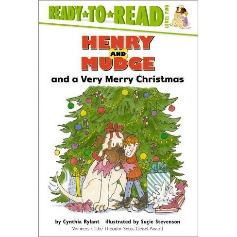 Henry and Mudge and a Very Merry Christmas - (Ready-To-Read: Level 2) by  Cynthia Rylant (Hardcover) - image 1 of 1