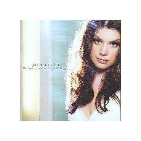Jane Monheit - Lovers, The Dreamers, And Me (CD) - image 1 of 1