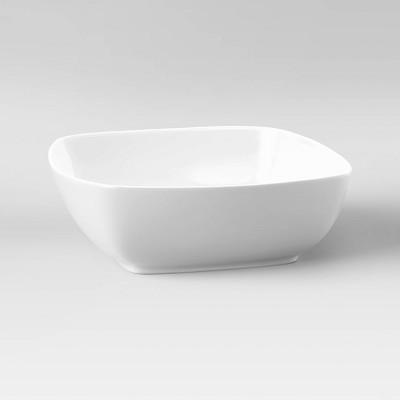 Square Serving Bowl 200oz Porcelain - Threshold™