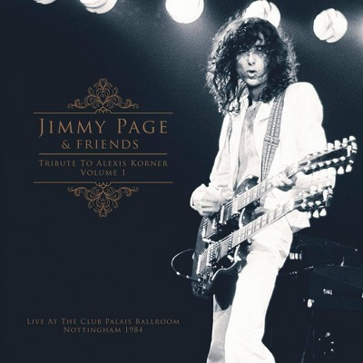 Page Jimmy & Friends - Tribute To Alexis Korner Vol. 1 (Vinyl)