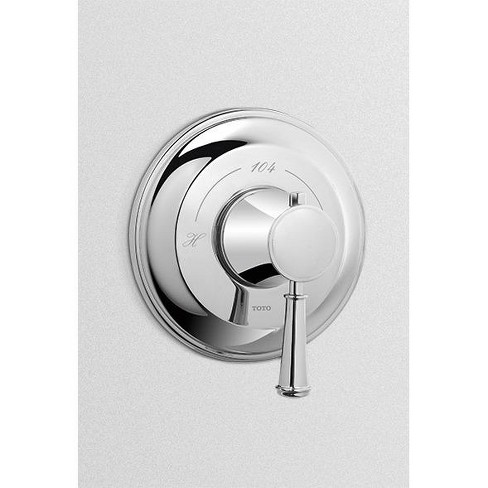 Toto TS220T Vivian Single Handle Thermostatic Valve Trim Only - image 1 of 4
