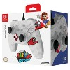 PowerA Wired Controller for Nintendo Switch - Super Mario Odyssey - White - image 3 of 3
