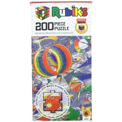 Rubik's Wild Wind 200 Piece Jigsaw Puzzle