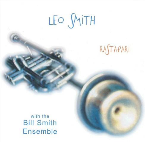 Leo smith - Rastafari (CD) - image 1 of 1