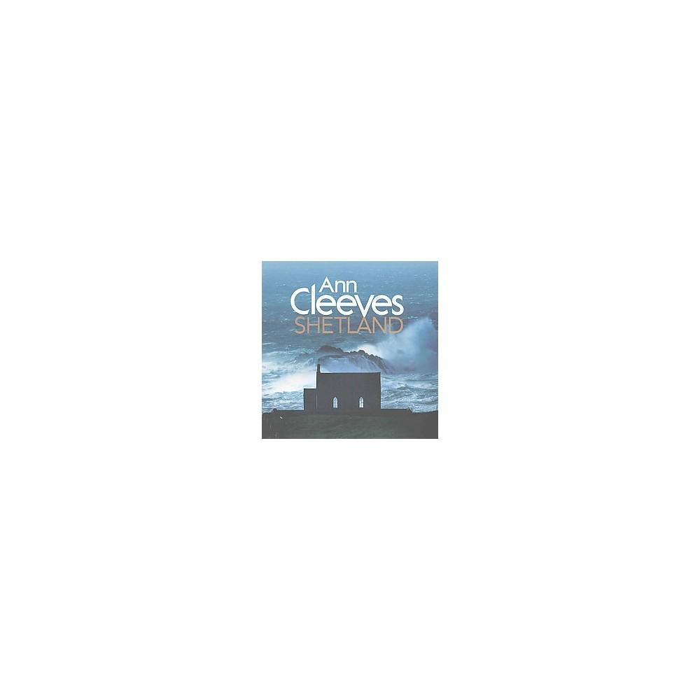 Shetland (Hardcover) (Ann Cleeves)