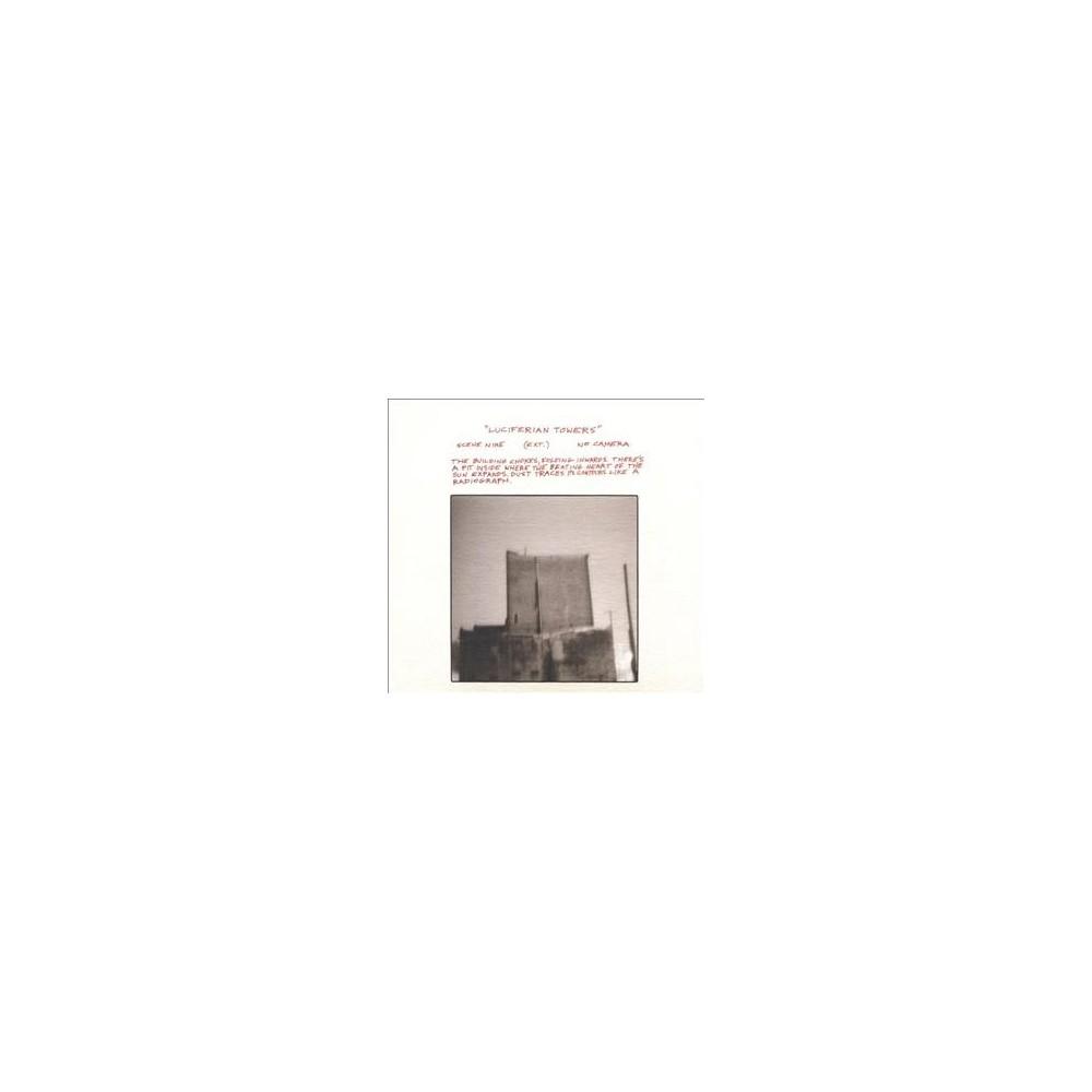 Godspeed You Black E - Luciferian Towers (CD)
