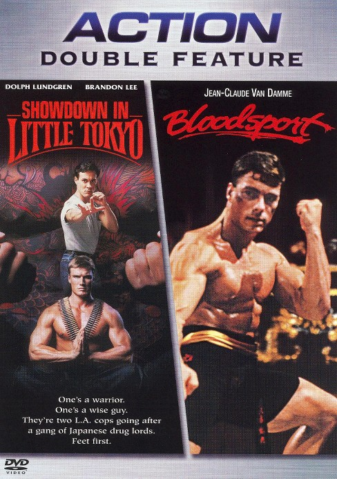 Showdown in little tokyo/Bloodsport (DVD) - image 1 of 1