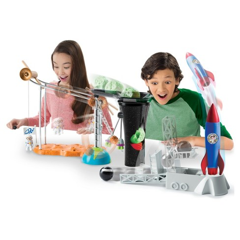 Rube Goldberg - The Rocket Challenge - Interactive S.T.E.M Learning Kit - image 1 of 8
