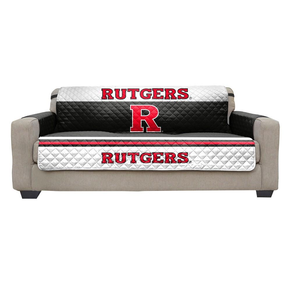 NCAA Rutgers Scarlet Knights Sofa Protector