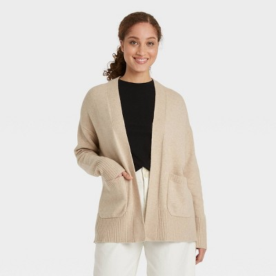 Women's Open-Front Cardigan - A New Day™