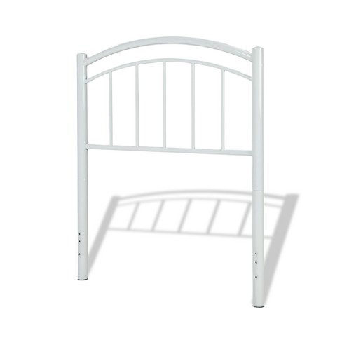 Rylan Metal Kids Headboard Cotton White Twin - Fashion Bed Group - image 1 of 3