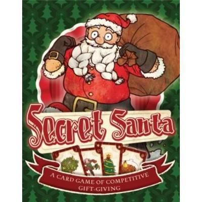 Secret Santa Board Game