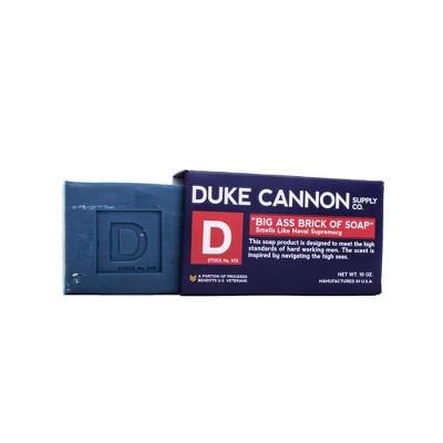 Duke Cannon Bar Soap Smells Like Naval Supremacy - 10oz
