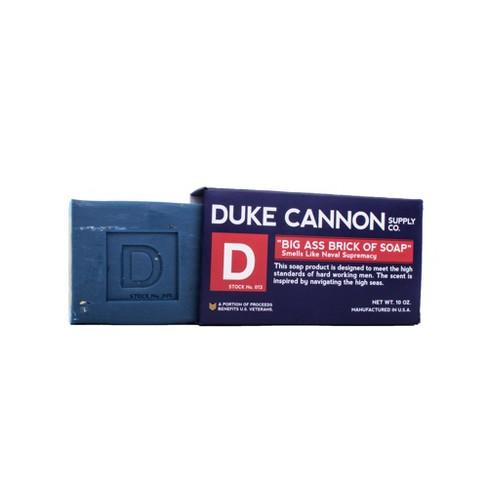 Duke Cannon Bar Soap Smells Like Naval Supremacy - 10oz - image 1 of 4