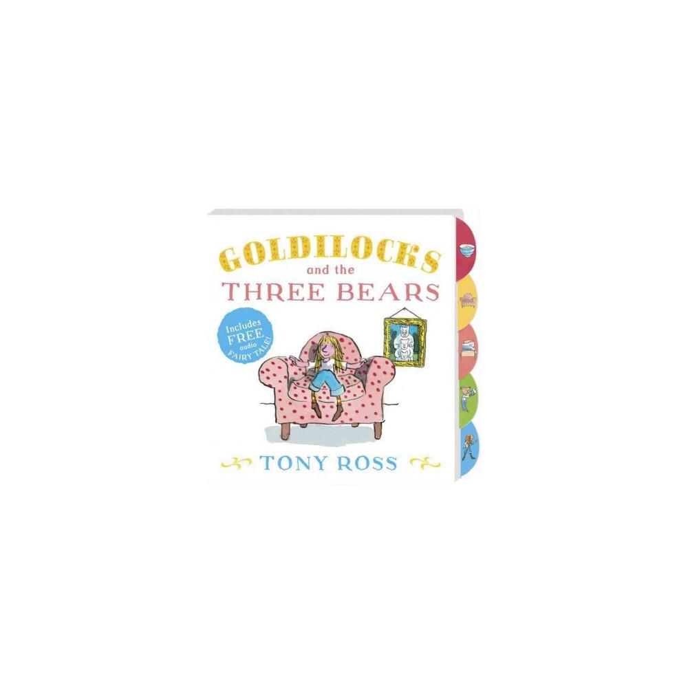 Goldilocks and the Three Bears (Hardcover) (Tony Ross)