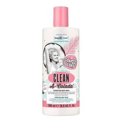 Soap & Glory Magnificoco Clean-A-Colada Body Wash -16.9 fl oz