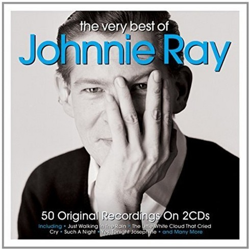 Johnnie ray - Best of johnnie ray (CD) - image 1 of 1