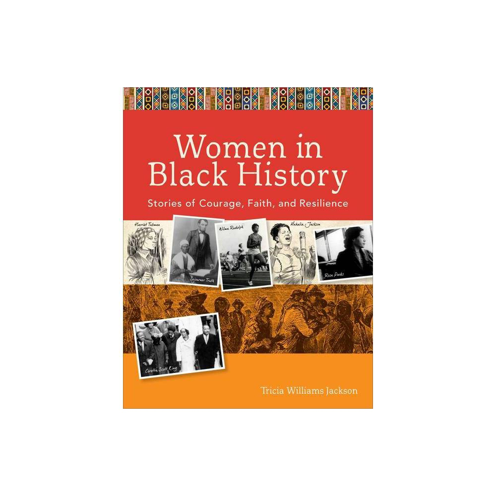 Women In Black History By Tricia Williams Jackson Paperback