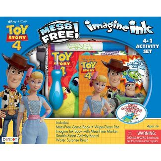 Toy Story 4 4-in-1 Activity Kit
