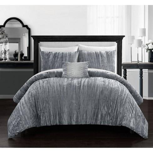 Chic Home Kerk King Comforter Set - image 1 of 4