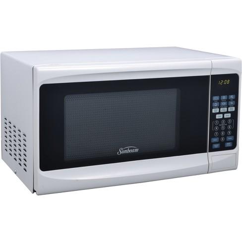 700 Watt Digital Microwave Oven White Sgs10701 Target