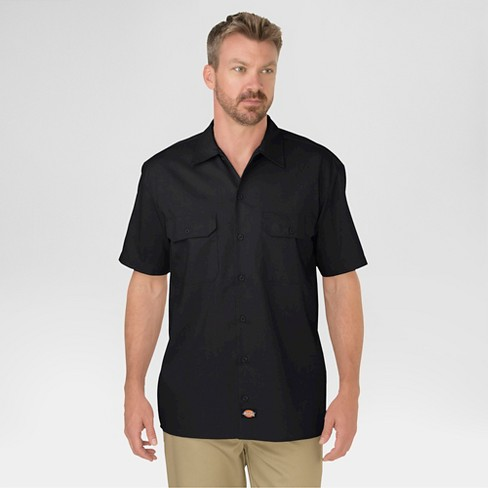 Dickies® Men's Original Fit Short Sleeve Twill Work Shirt - image 1 of 2