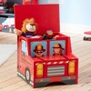 Little Firefighter Fantasy Fields Step Stool - Teamson Kids - image 4 of 4