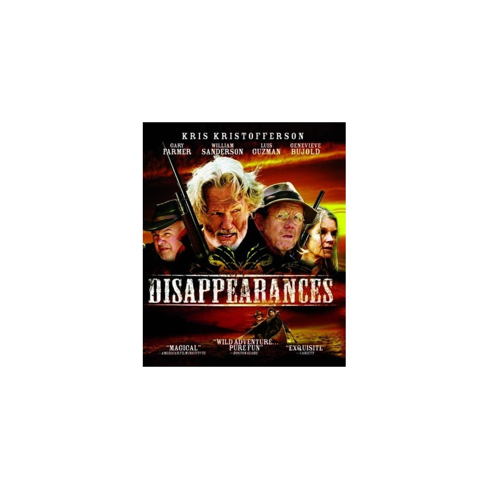 Disappearances (Blu-ray), Movies