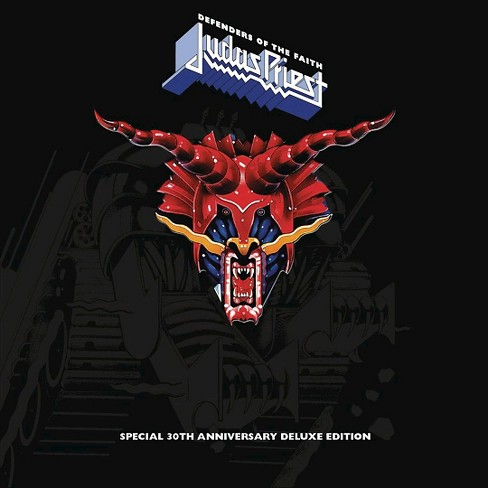 Judas priest - Defenders of the faith:30th anniversa (CD) - image 1 of 2