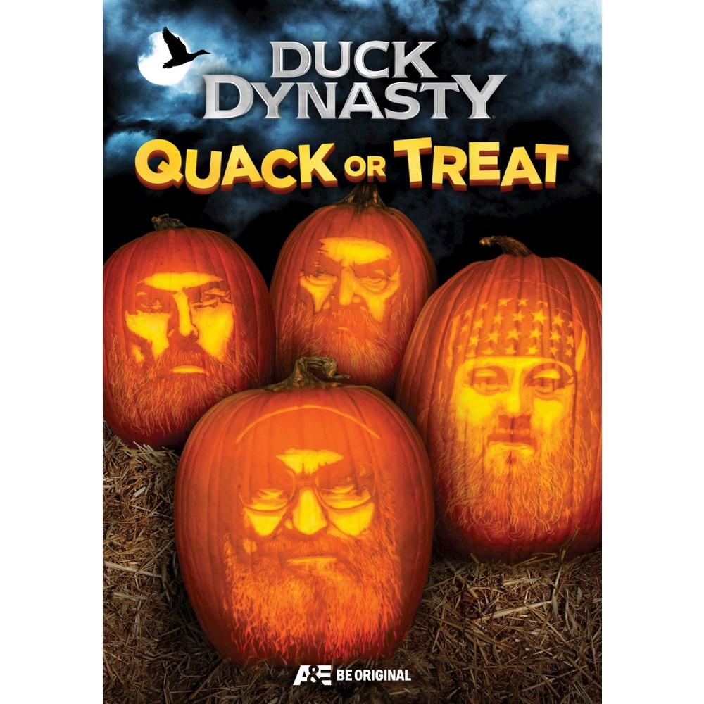 Duck Dynasty:Quack Or Treat (Dvd)