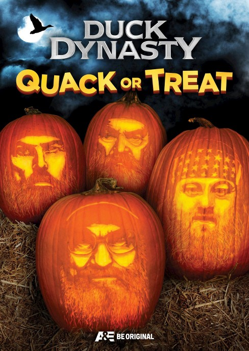 Duck dynasty:Quack or treat (DVD) - image 1 of 1