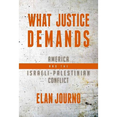 What Justice Demands - by  Elan Journo (Hardcover) - image 1 of 1