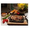 Bayou Classic Cast Iron Reversible Square Griddle - image 3 of 3