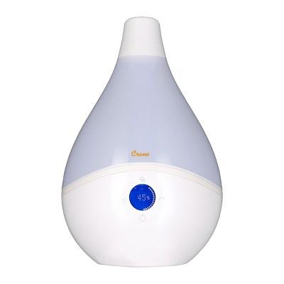 Crane smartDROP - Ultrasonic Cool Mist Humidifier - White